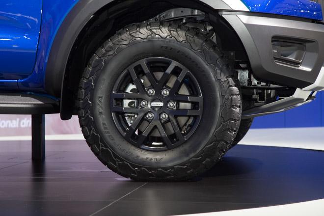 Ford Ranger Raptor chính thức ra mắt Việt Nam, giá bán chính thức 1,198 tỷ đồng - 6