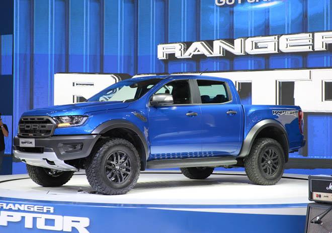 Ford Ranger Raptor chính thức ra mắt Việt Nam, giá bán chính thức 1,198 tỷ đồng - 1