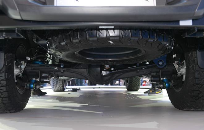 Ford Ranger Raptor chính thức ra mắt Việt Nam, giá bán chính thức 1,198 tỷ đồng - 10
