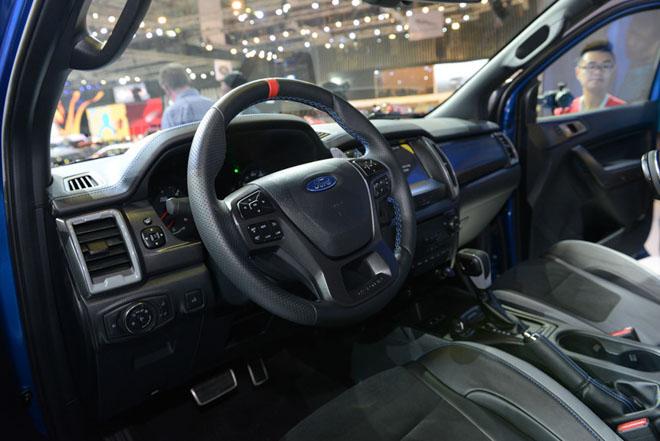 Ford Ranger Raptor chính thức ra mắt Việt Nam, giá bán chính thức 1,198 tỷ đồng - 8