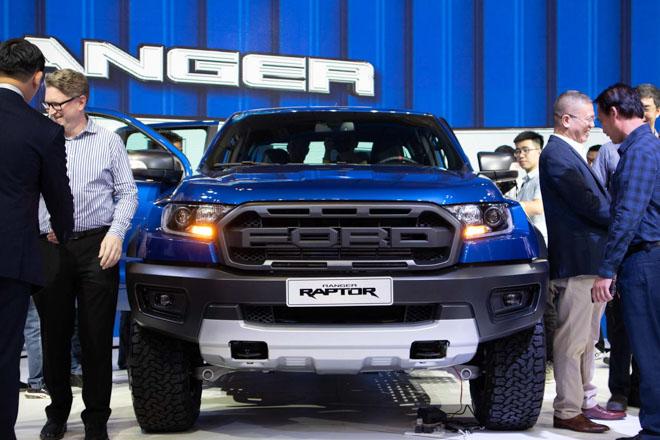 Ford Ranger Raptor chính thức ra mắt Việt Nam, giá bán chính thức 1,198 tỷ đồng - 2