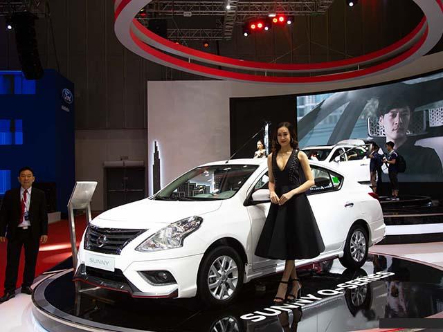 Nissan giới thiệu Sunny Q-Series với gói độ bodylip và một số nâng cấp nội thất; giá bán 568 triệu đồng