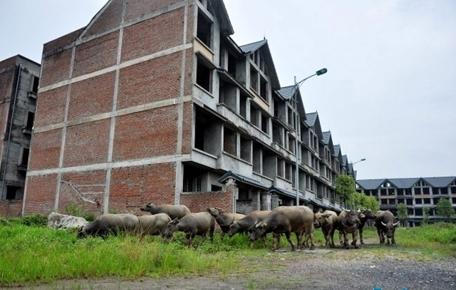 """""""Dự án bỏ hoang chục năm"""" khu đô thị mới Kim Chung - Di Trach vừa được Hà Nội tăng diện tích - 1"""