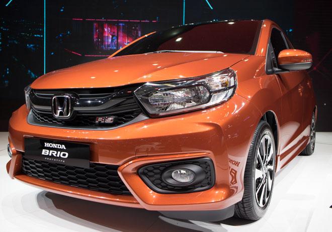 Honda Brio chính thức được giới thiệu tại thị trường Việt Nam