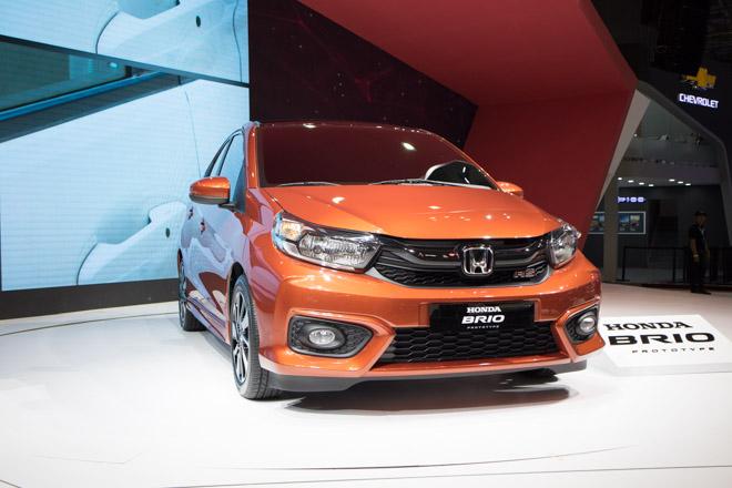 """Honda mang """"đối thủ"""" của Hyundai i10, Kia Morning lên sân khấu VMS 2018 - 1"""