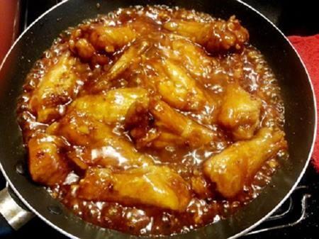 Cánh gà rim me chua ngọt ngon miệng cho bữa cơm gia đình - 4