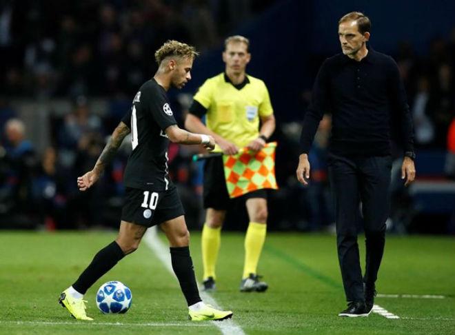 Neymar liên tiếp nổi loạn: PSG mua Griezmann 150 triệu euro thay thế - 1