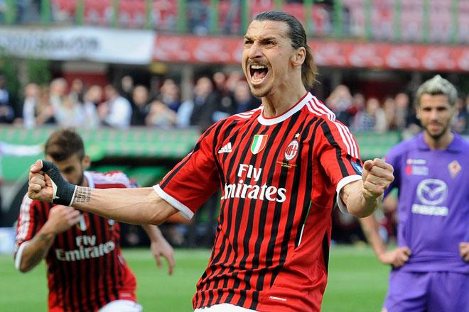 Ibrahimovic chê MU - Real:  Về Serie A thách đấu Ronaldo? - 2