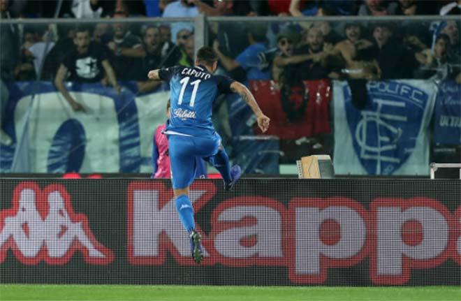 Empoli - Juventus: Ronaldo ghi siêu phẩm sút xa, màn ngược dòng hiệp 2 - 1