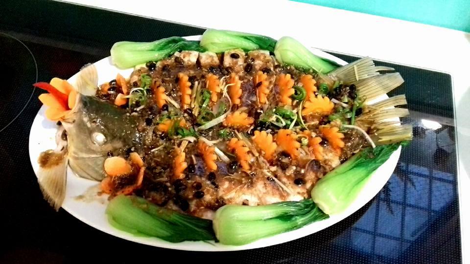 Bí quyết làm cá chép hấp xì dầu mềm thơm mà không tanh - 2