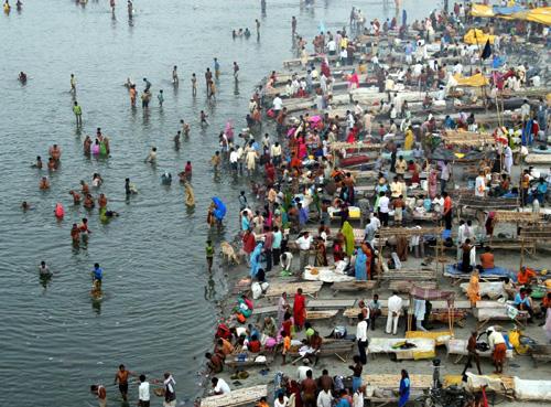 Du lịch tâm linh đừng bỏ qua những dòng sông thiêng liêng nhất Ấn Độ - 2