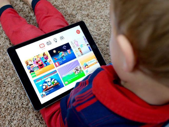 YouTube Kids dành riêng cho trẻ em Việt có gì hay? - 1
