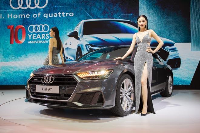 Cận cảnh Audi A7 Sportback 2019 giá 3,8 tỷ đồng tại Việt Nam - 1