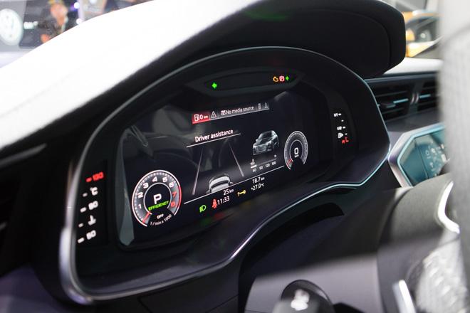 Cận cảnh Audi A7 Sportback 2019 giá 3,8 tỷ đồng tại Việt Nam - 8