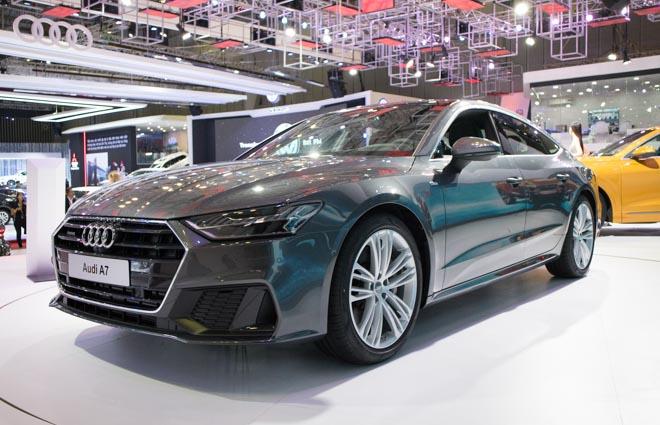 Cận cảnh Audi A7 Sportback 2019 giá 3,8 tỷ đồng tại Việt Nam - 11