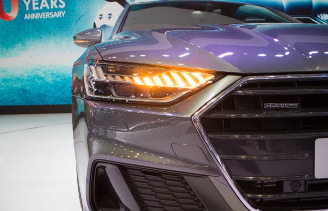 Cận cảnh Audi A7 Sportback 2019 giá 3,8 tỷ đồng tại Việt Nam - 14