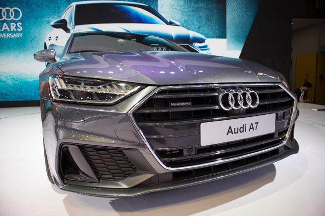 Cận cảnh Audi A7 Sportback 2019 giá 3,8 tỷ đồng tại Việt Nam - 3