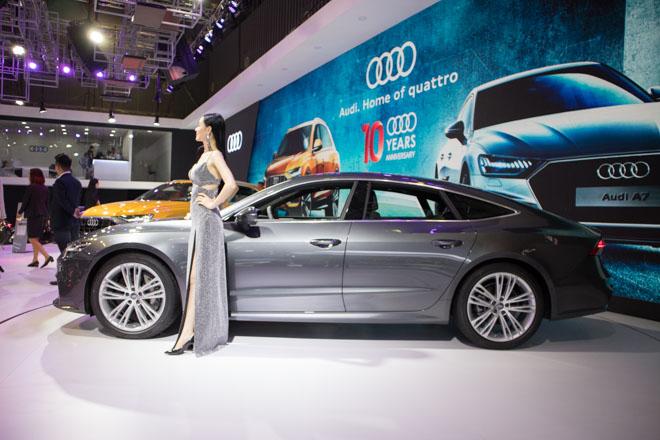 Cận cảnh Audi A7 Sportback 2019 giá 3,8 tỷ đồng tại Việt Nam - 4