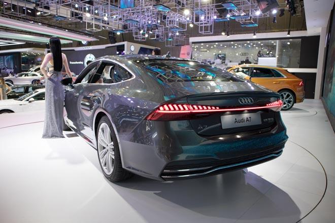Cận cảnh Audi A7 Sportback 2019 giá 3,8 tỷ đồng tại Việt Nam - 6