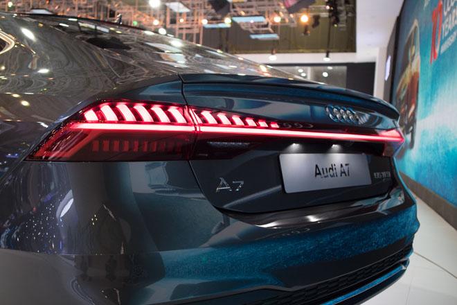 Cận cảnh Audi A7 Sportback 2019 giá 3,8 tỷ đồng tại Việt Nam - 13
