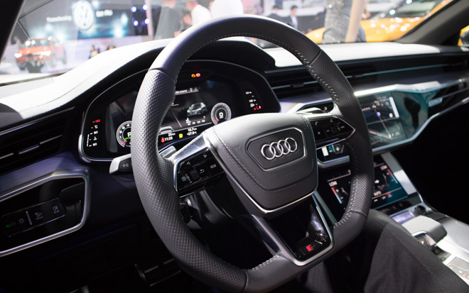 Cận cảnh Audi A7 Sportback 2019 giá 3,8 tỷ đồng tại Việt Nam - 7
