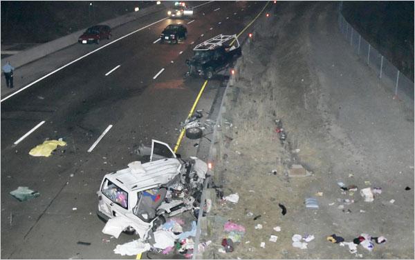Cú sốc của người chồng cùng lúc mất vợ và 4 con vì gặp phải tài xế say xỉn - 1