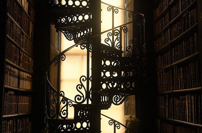 Choáng ngợp với những thư viện đẹp nhất thế giới - 6