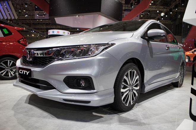 Honda City Modulo 2018 - Honda Ô tô Nha Trang - 0905 069 259