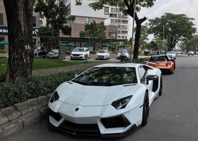 Siêu xe Pagani 80 tỷ đồng của Minh