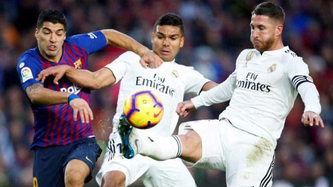"""Góc chiến thuật Barca - Real: """"Hùng thần"""" Suarez & Siêu kinh điển một chiều - 1"""