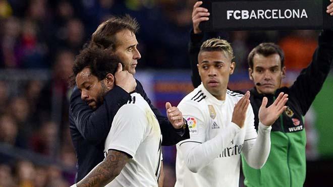 Real thua thảm Siêu kinh điển: Lopetegui tạm biệt, bổ nhiệm Conte hôm nay? - 1