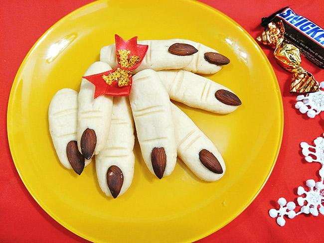 """Đón Halloween với loạt bánh ngón tay """"nhìn thì ghê nhưng ăn là mê"""" - 7"""