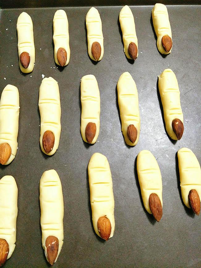 """Đón Halloween với loạt bánh ngón tay """"nhìn thì ghê nhưng ăn là mê"""" - 6"""