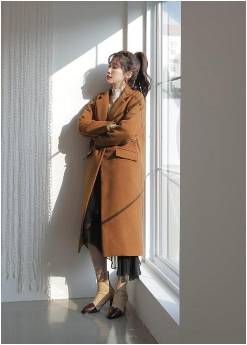 """Công thức mặc đẹp """"huyền thoại"""" của công sở khi trời se lạnh - 8"""
