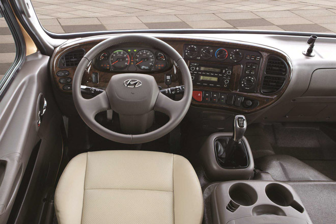 Xe khách Hyundai New Country ra mắt phiên bản 2019 hoàn toàn mới - 9