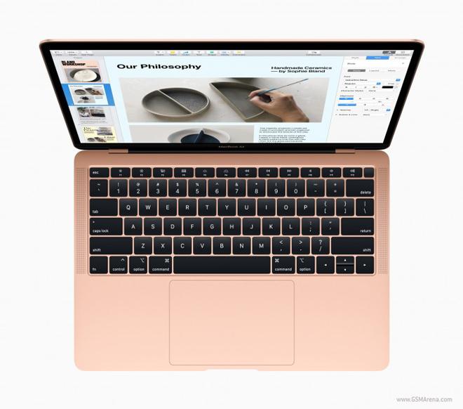 """Trình làng Apple MacBook Air 2018: Màn hình Retina siêu """"chất"""" - 2"""