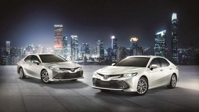 Lộ hình ảnh Toyota Camry chính hãng thế hệ mới đã được nhập về Việt Nam - 8