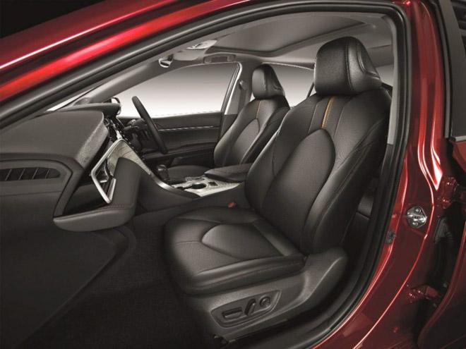 Lộ hình ảnh Toyota Camry chính hãng thế hệ mới đã được nhập về Việt Nam - 11