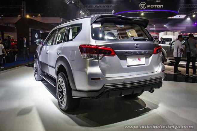 Nissan Terra ra mắt thêm phiên bản thể thao S, tăng sức cạnh tranh với Toyota Fortuner - 2