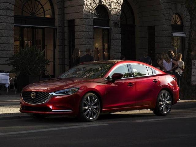 Giá xe Mazda 2018 cập nhật mới nhất tháng 11/2018: Giá bán chỉ từ 529 triệu đồng - 3