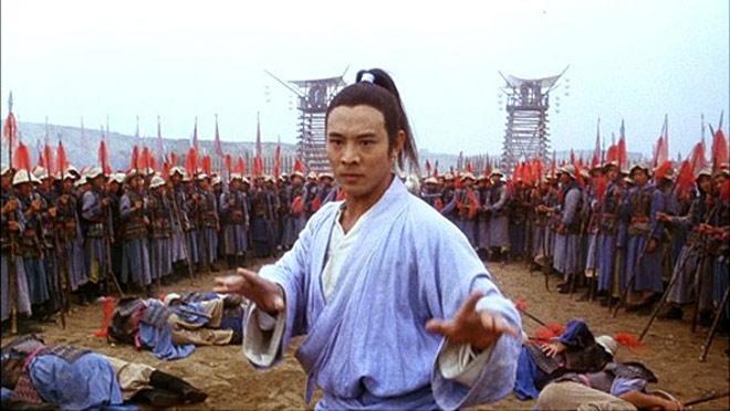 Võ hiệp Kim Dung: 5 đại cao thủ, 5 tuyệt kỹ chấn động võ lâm - 4