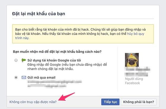 4 lý do mất tài khoản Facebook và cách khôi phục - 10