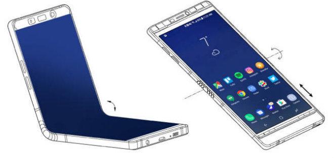 """Samsung quyết ra smartphone gập, 5G để """"ăn đậm"""" vào 2019 - 2"""