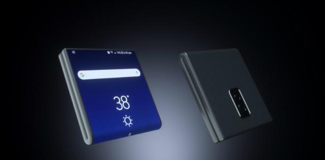 """Samsung quyết ra smartphone gập, 5G để """"ăn đậm"""" vào 2019 - 1"""