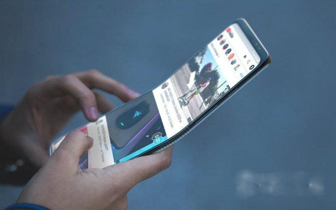 """Samsung quyết ra smartphone gập, 5G để """"ăn đậm"""" vào 2019 - 3"""