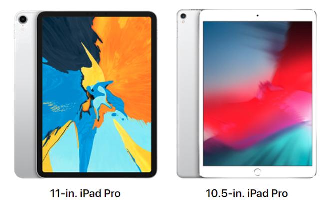 iPad Pro 2018 có gì khác so với bản cũ? - 1