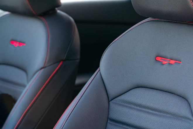 Kia ra mắt Cerato GT phiên bản thể thao: Động cơ 1.6L tăng áp mạnh 201 mã lực - 9