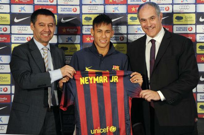 Cú sốc Neymar nguy cơ rũ tù 6 năm: Thân bại danh liệt vì Barca - 1