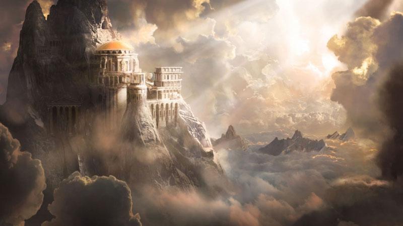 Núi Olympus - vùng đất huyền bí của 12 vị thần - 2