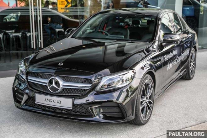 Mercedes-Benz giới thiệu bộ ba C-CLass mới: Động cơ 1.5L tăng áp, giá từ 1,4 tỷ đồng - 11